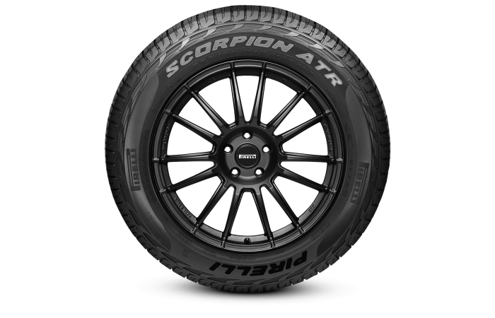 Pirelli Scorpion ATR Tire 2
