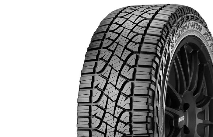 Pirelli Scorpion ATR Tire Rebate
