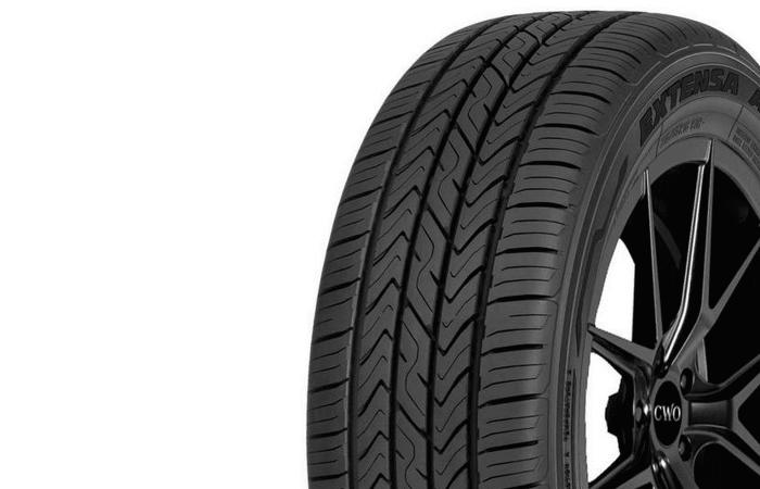 Toyo Extensa AS II Tire Rebate