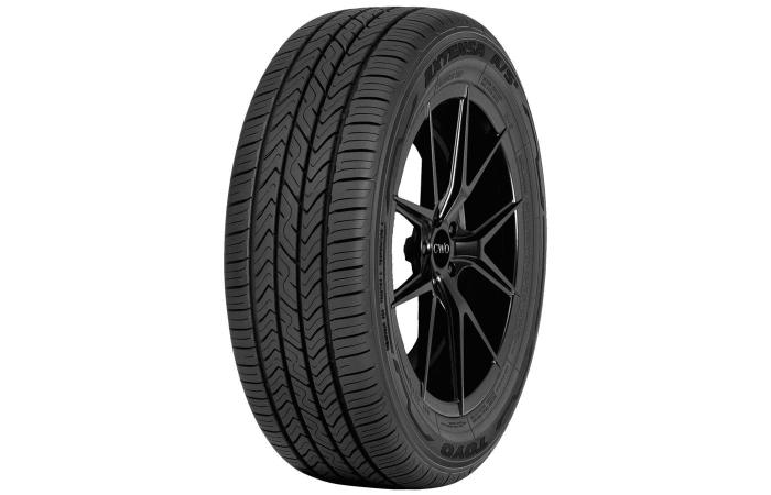 Toyo Extensa AS II Tire Reviews