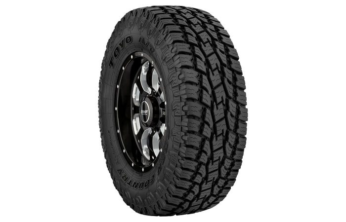 Toyo Open Country AT2 Tire 1