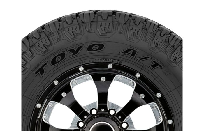Toyo Open Country AT2 Tire 3