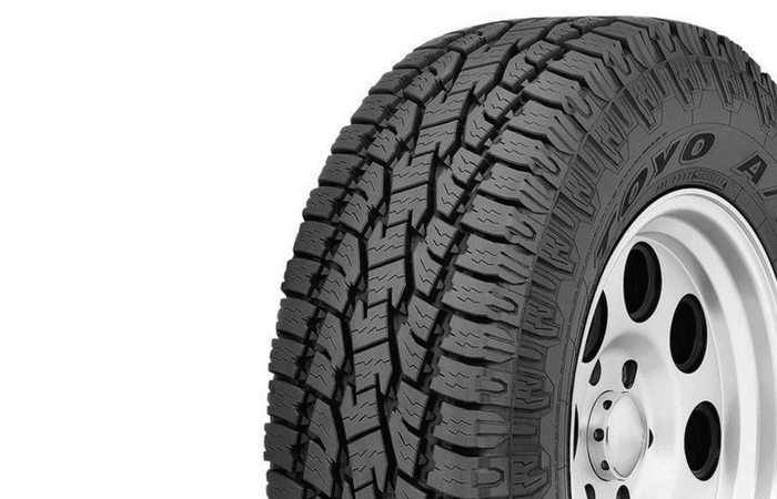 Toyo Open Country AT2 Tire Rebate