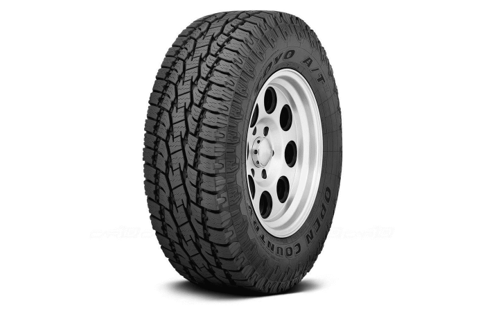 Toyo Open Country AT2 Tire Reviews
