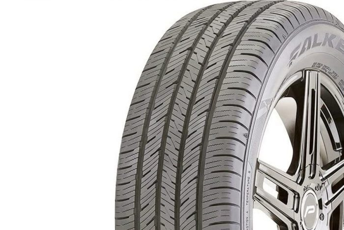 Falken Sincera SN250 AS Tire Rebate