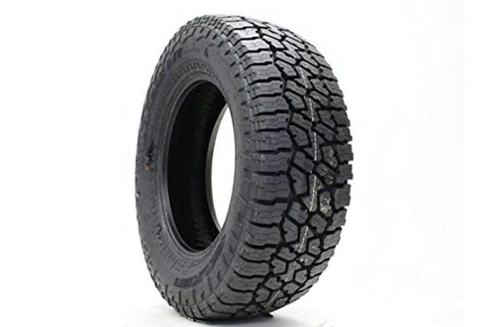 Falken WildPeak AT3W Tire 3