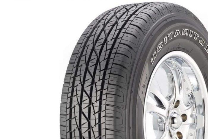 Firestone Destination LE2 Tire Rebate