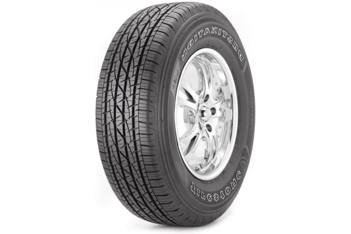Firestone Destination LE2 Tire Reviews