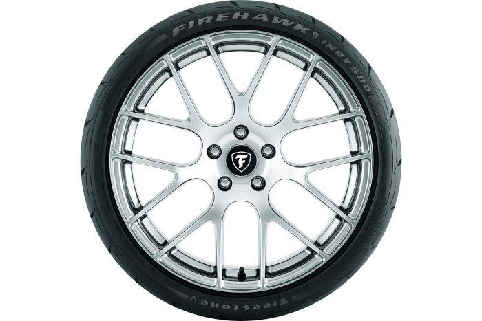 Firestone Firehawk Indy 500 Tire 3