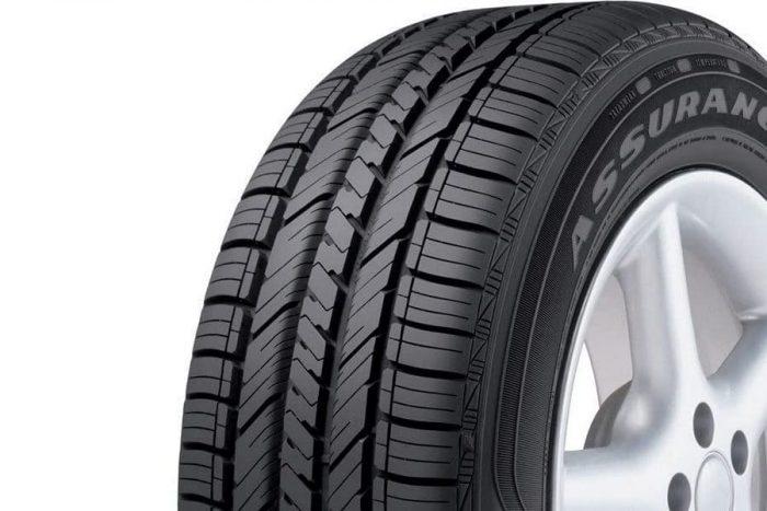 Goodyear Assurance Fuel Max Tire Rebate