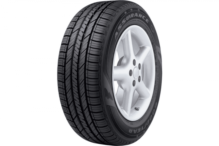 Goodyear Assurance Fuel Max Tire Reviews