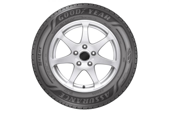 Goodyear Assurance MaxLife Tire 2