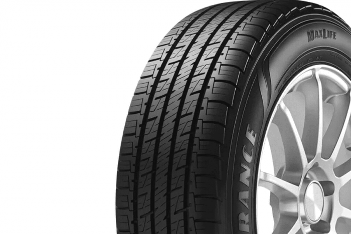 Goodyear Assurance MaxLife Tire Rebate