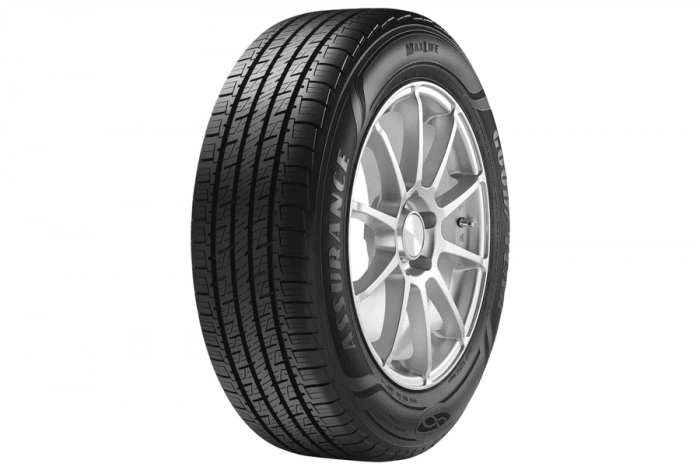 Goodyear Assurance MaxLife Tire Reviews