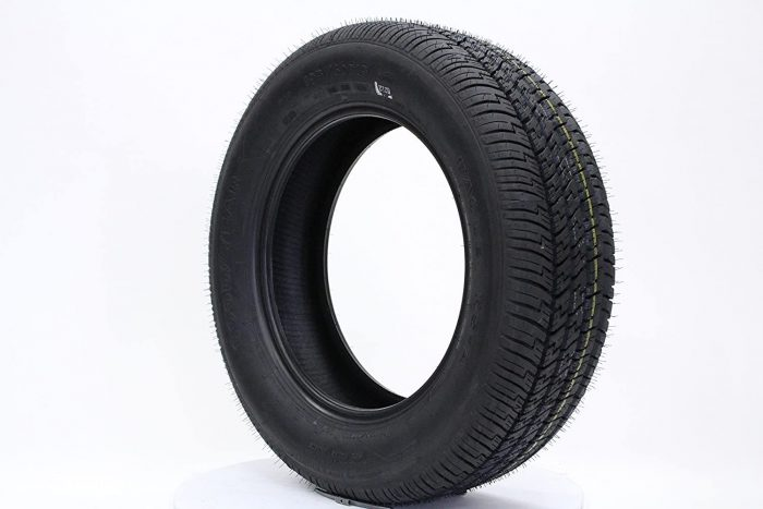 Goodyear Eagle RS-A Tire 1