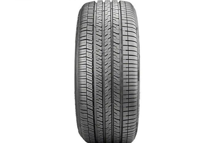 Goodyear Eagle RS-A Tire 4
