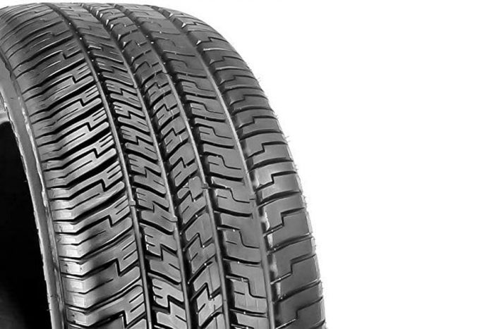 Goodyear Eagle RS-A Tire 5