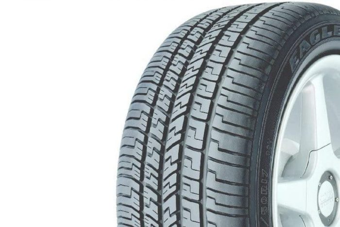 Goodyear Eagle RS-A Tire Rebate