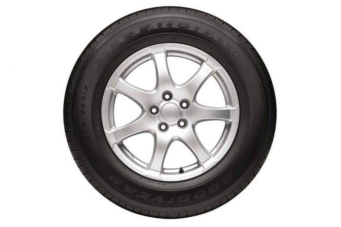 Goodyear Viva 3 Tires 2