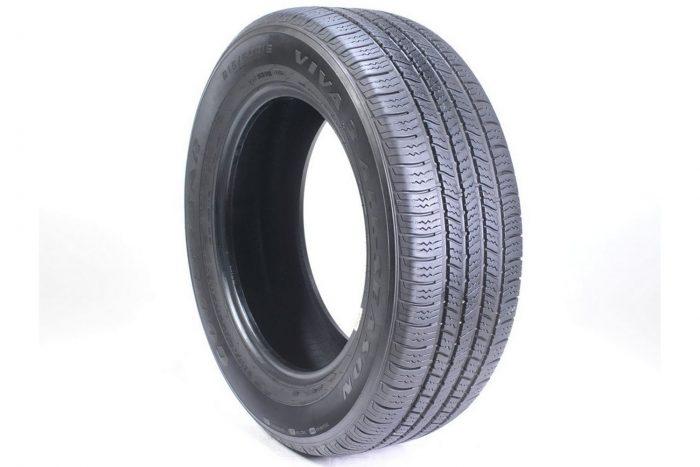 Goodyear Viva 3 Tires 3