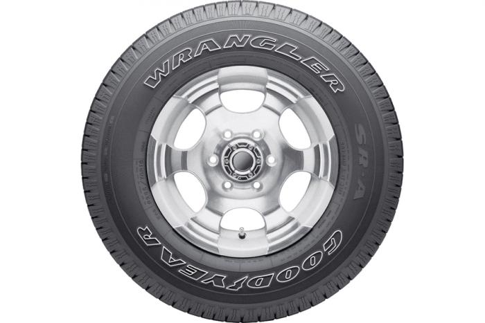 Goodyear Wrangler SR-A Tire 3