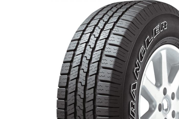 Goodyear Wrangler SR-A Tire Rebate