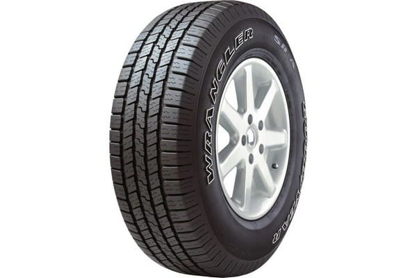 Goodyear Wrangler SR-A Tire Reviews