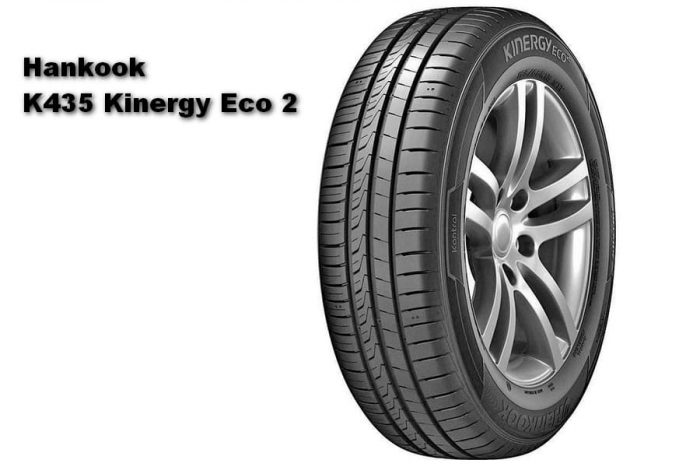 Hankook K435 Kinergy Eco 2