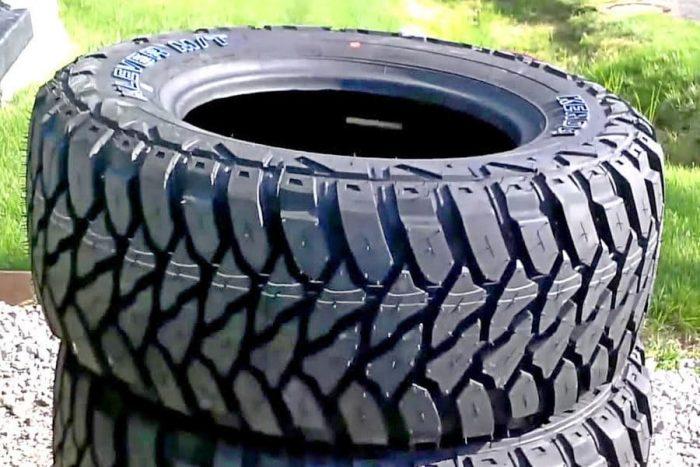 Kenda Klever MT KR29 Tire 4