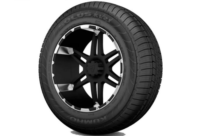 Kumho Eco Solus KL21 Tire 4