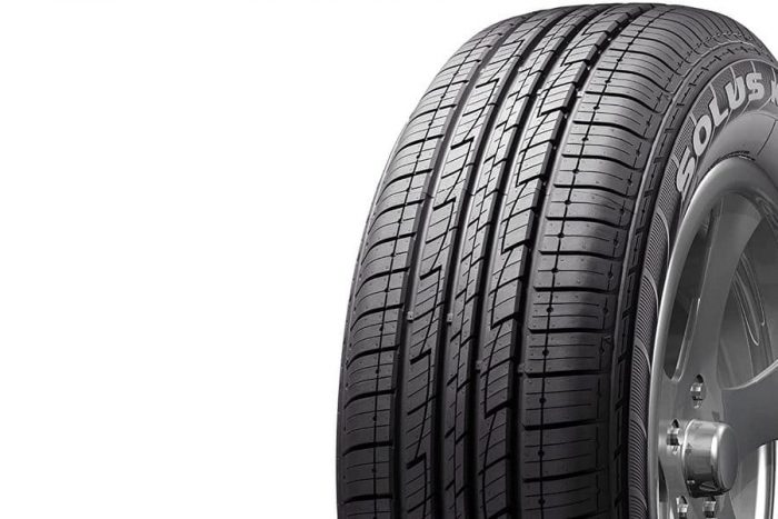 Kumho Eco Solus KL21 Tire Rebate