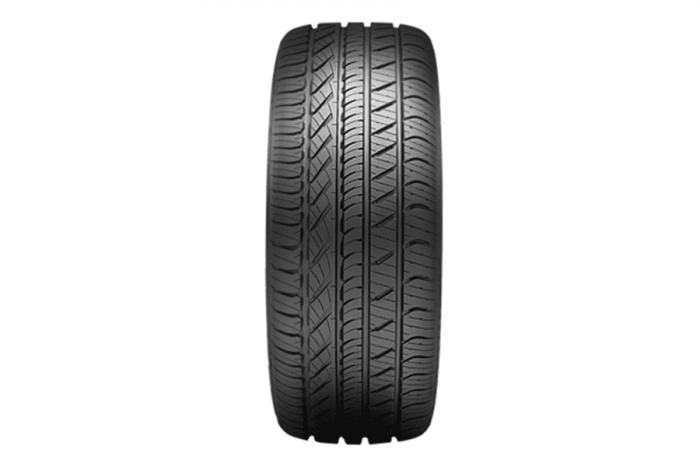 Kumho Ecsta 4X KU22 Tire 1