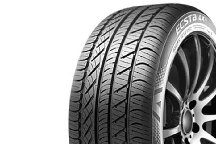 Kumho Ecsta 4X KU22 Tire Rebate