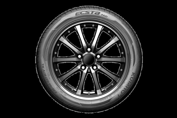 Kumho Ecsta PA31 Tire 1