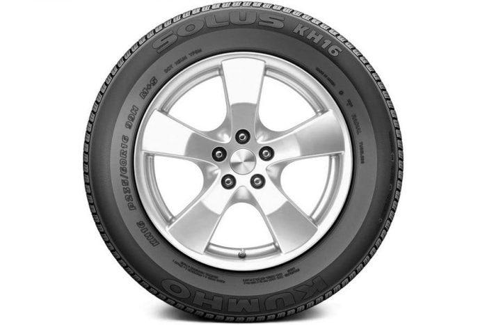 Kumho Solus KH16 Tire 1