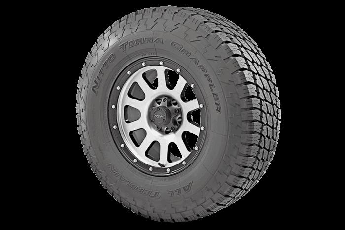 Nitto Terra Grappler AT Tire 1