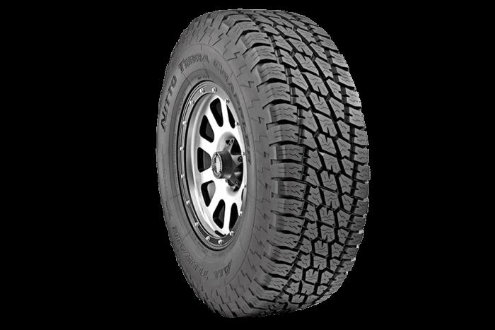 Nitto Terra Grappler AT Tire 2