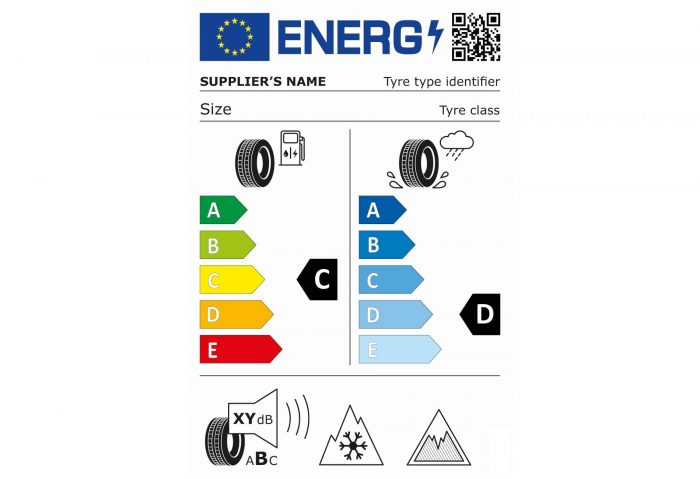 The New Euro Label System for Tires Euro Labels 2021