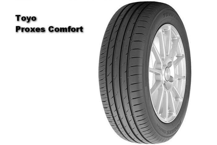 Toyo Proxes Comfort