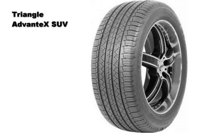 Triangle AdvanteX SUV