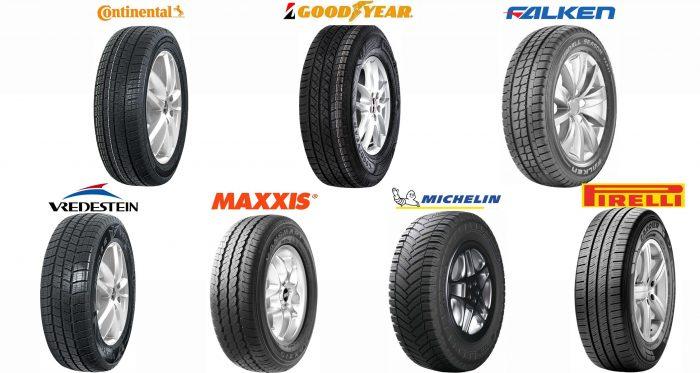 All-Season 2021 Tire Test 225 70 R15C
