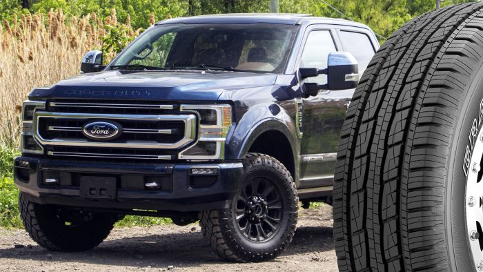 Ford F250 Tires