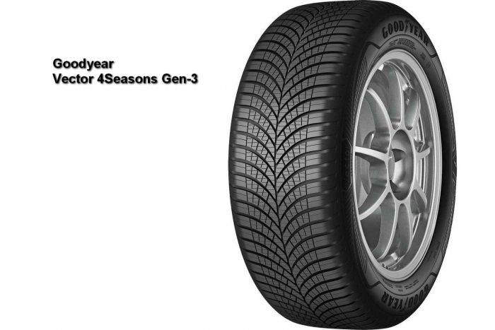Goodyear Vector 4Seasons Gen-3