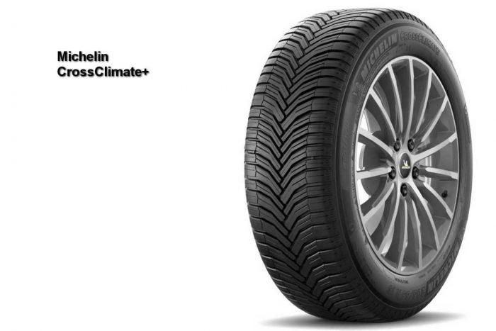 Michelin CrossClimate+