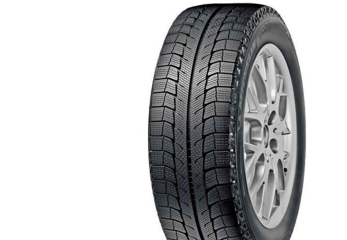 Michelin Latitude Ice-X Xi2