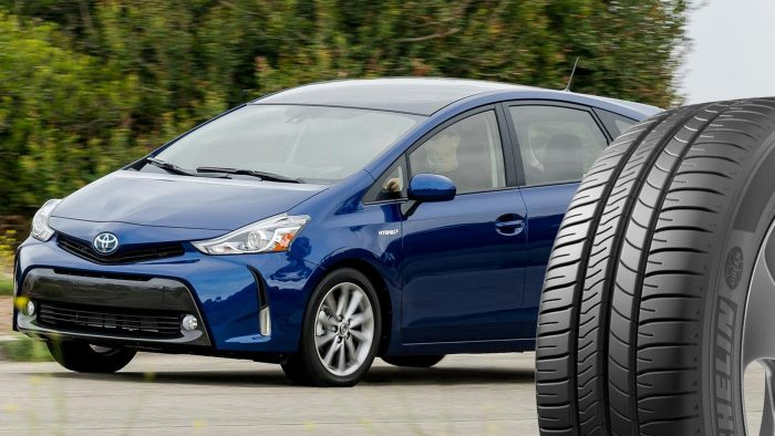 Toyota Prius tires